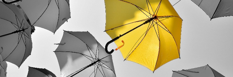 Use Umbrella as Marketing Product For Your Business