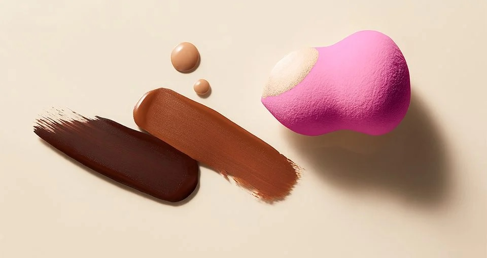 Perfect The best way to operate the Makeup Blending Sponge