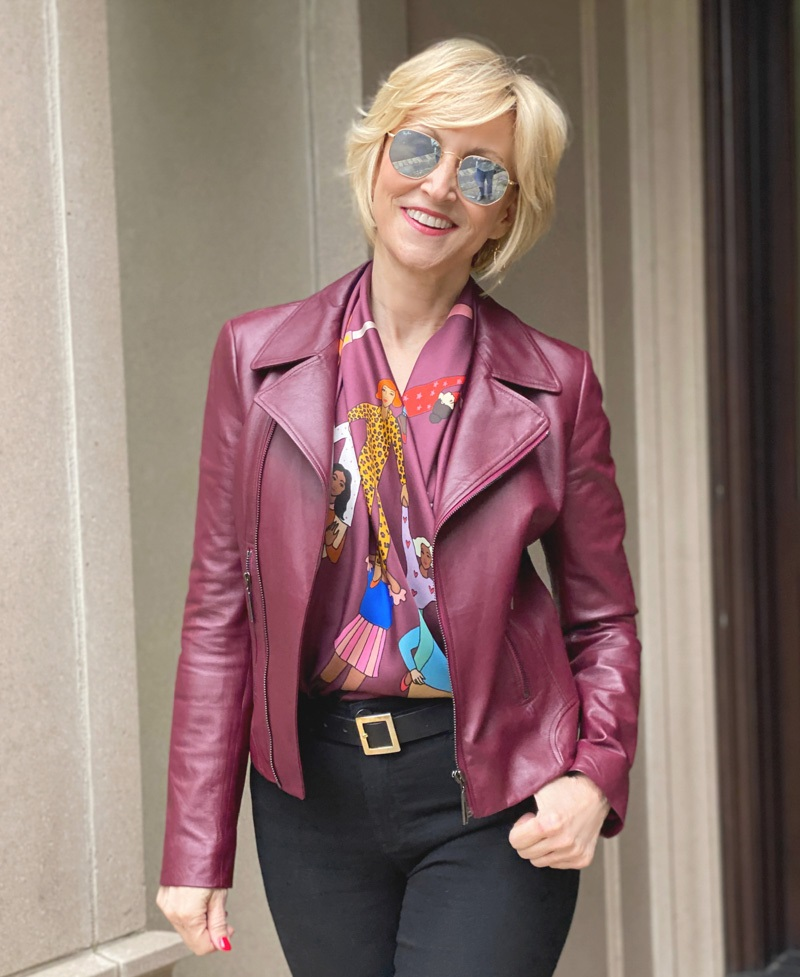 Versatile Benefit of Genuine Leather Moto Jackets Beyond Age And Time